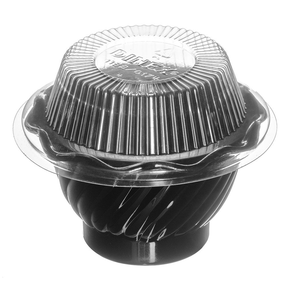 Dinex DX11820174 Disposable Lid for DXSWC5, Clear