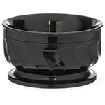 Dinex DX330003 9-oz Insulated Pedestal Base Bowl For Turnbury, Onyx