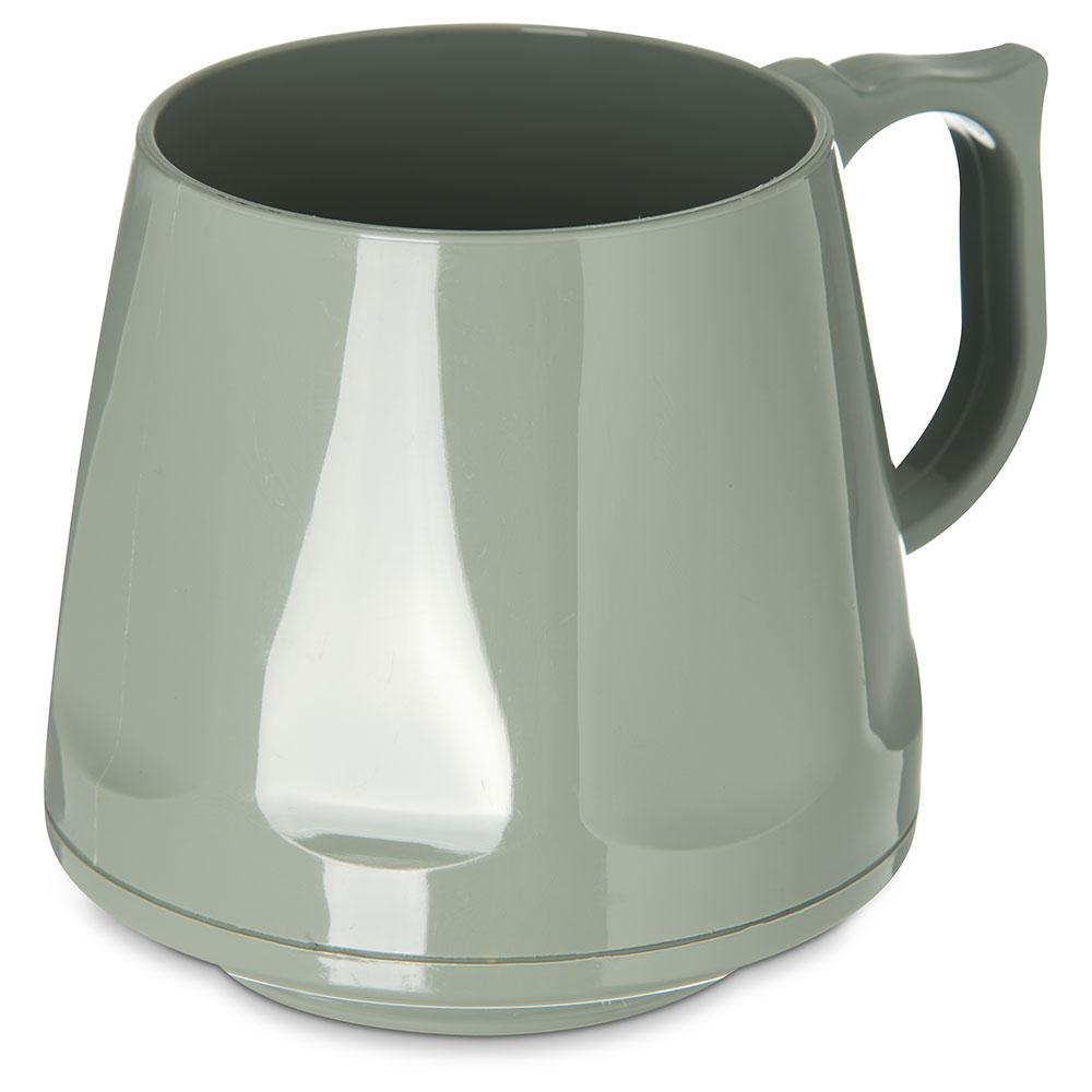 Dinex DX400084 8-oz Heritage Insulated Stackable Mug, Sage