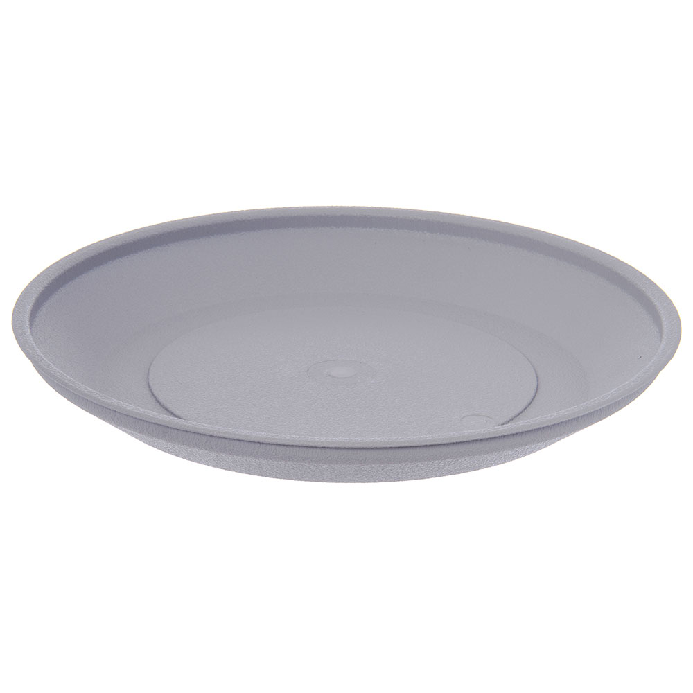 """Dinex DX4111023 9"""" Round Base for Power-Therm Induction Charger, Gray"""