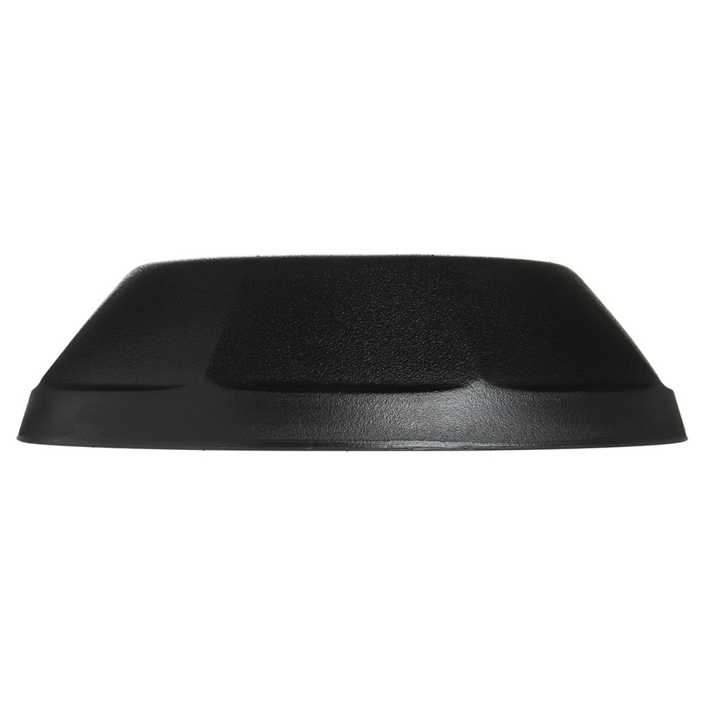 """Dinex DX440003 Heritage Insulated Dome for 9"""" Plates - Onyx"""