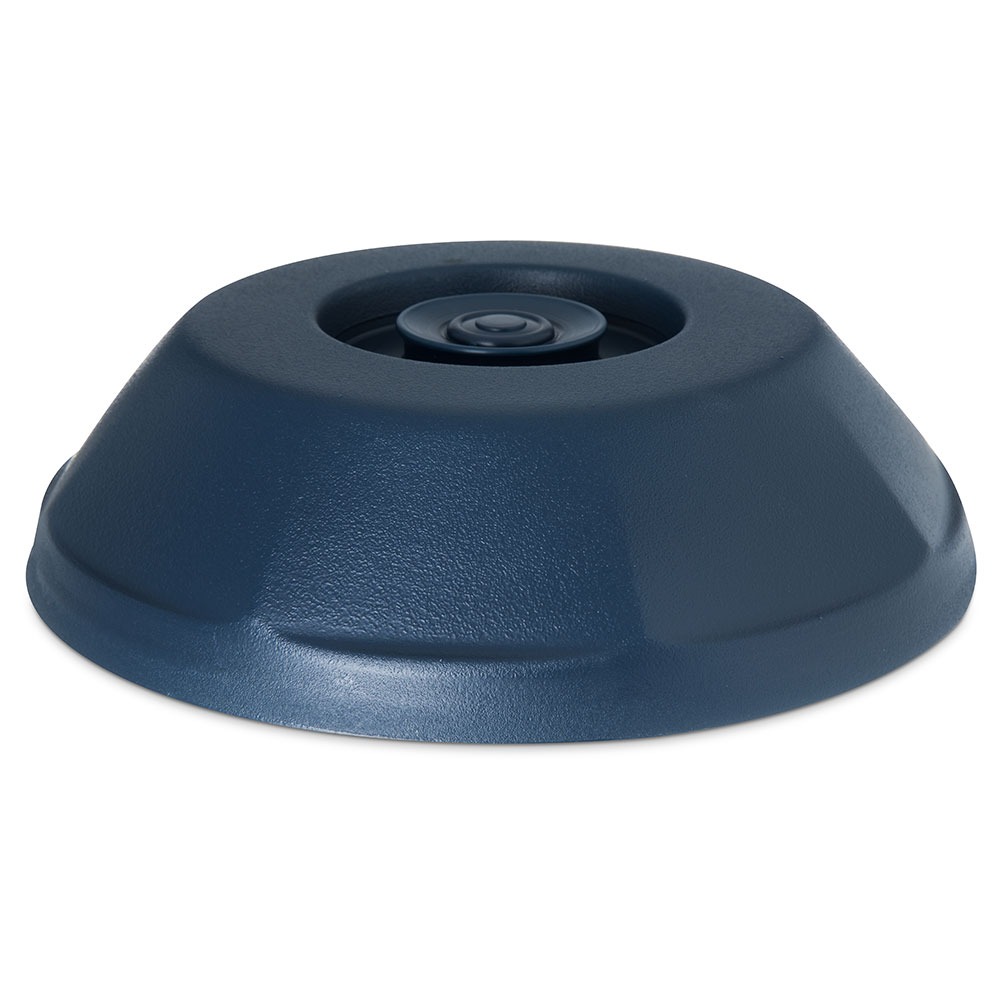 """Dinex DX440050 Heritage Insulated Dome for 9"""" Plates - Midnight Blue"""