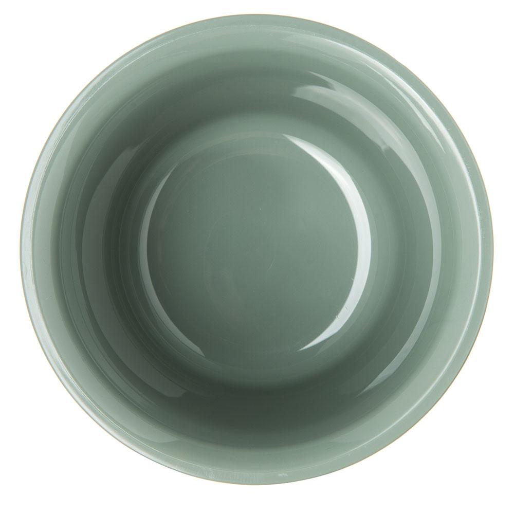 Dinex DX5200-84 Insulated 5-oz Bowl w/ Sculpture Design, Sage