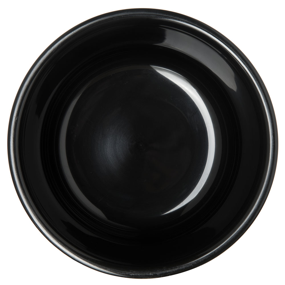 Dinex DX5300-03 Insulated 9-oz Bowl w/ Sculpture Design, Onyx