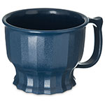 Dinex DX9000B50 8-oz Tropez Convection Thermalization Cup w/ High Heat Resin, Midnight Blue