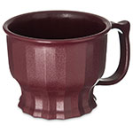 Dinex DX9000B61 8-oz Tropez Convection Thermalization Cup w/ High Heat Resin, Cranberry