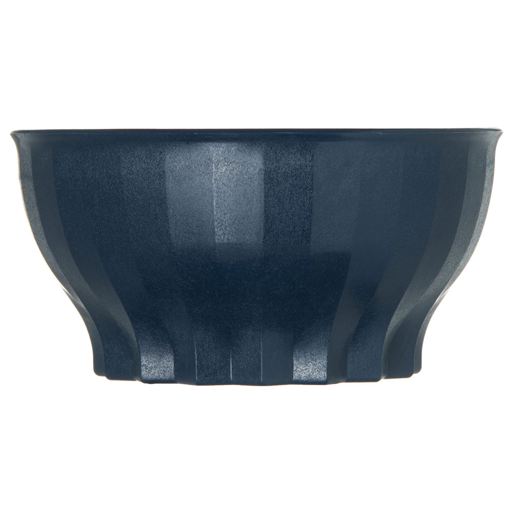 Dinex DX9300B50 9-oz Tropez Convection Thermalization Bowl w/ High Heat Resin, Midnight Blue