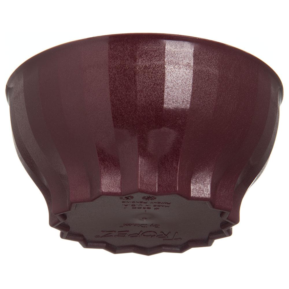 Dinex DX9300B61 9-oz Tropez Convection Thermalization Bowl w/ High Heat Resin, Cranberry