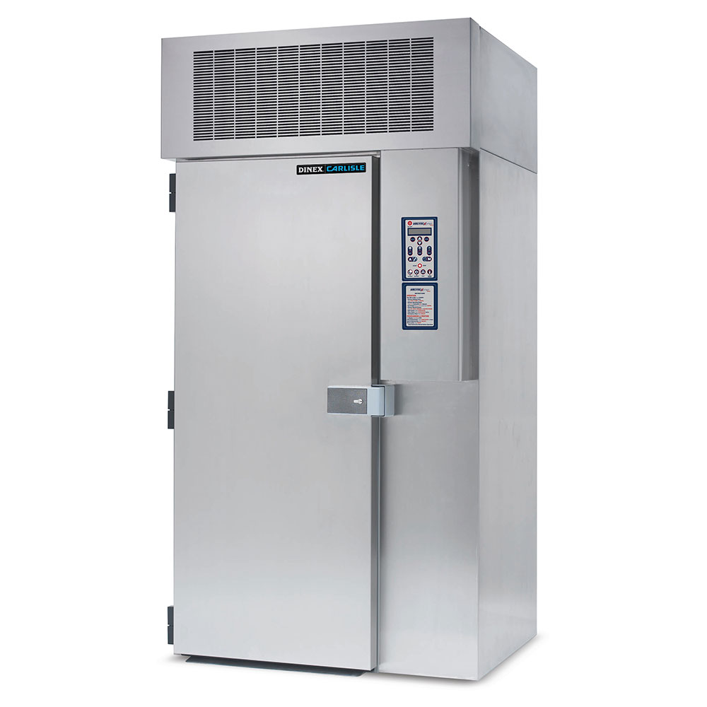 "Dinex DXDBC175 47"" Floor Model Blast Chiller - (20) Pan Capacity, Roll-In, 208v/3ph"
