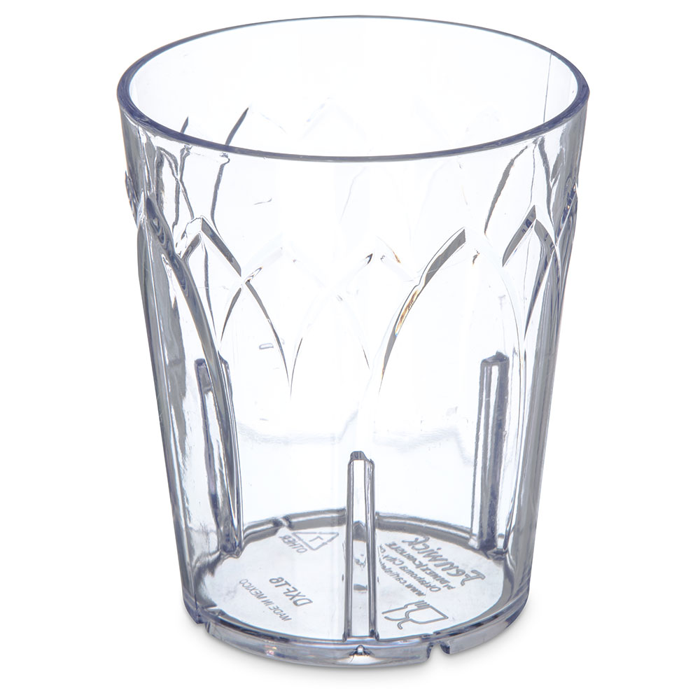 Dinex DXFC5-07 5-oz Fruit Cup, Clear Plastic
