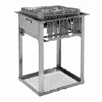Dinex DXIDRD1020 Drop-In Rack Dispenser, Fits 10 x 20-in Racks