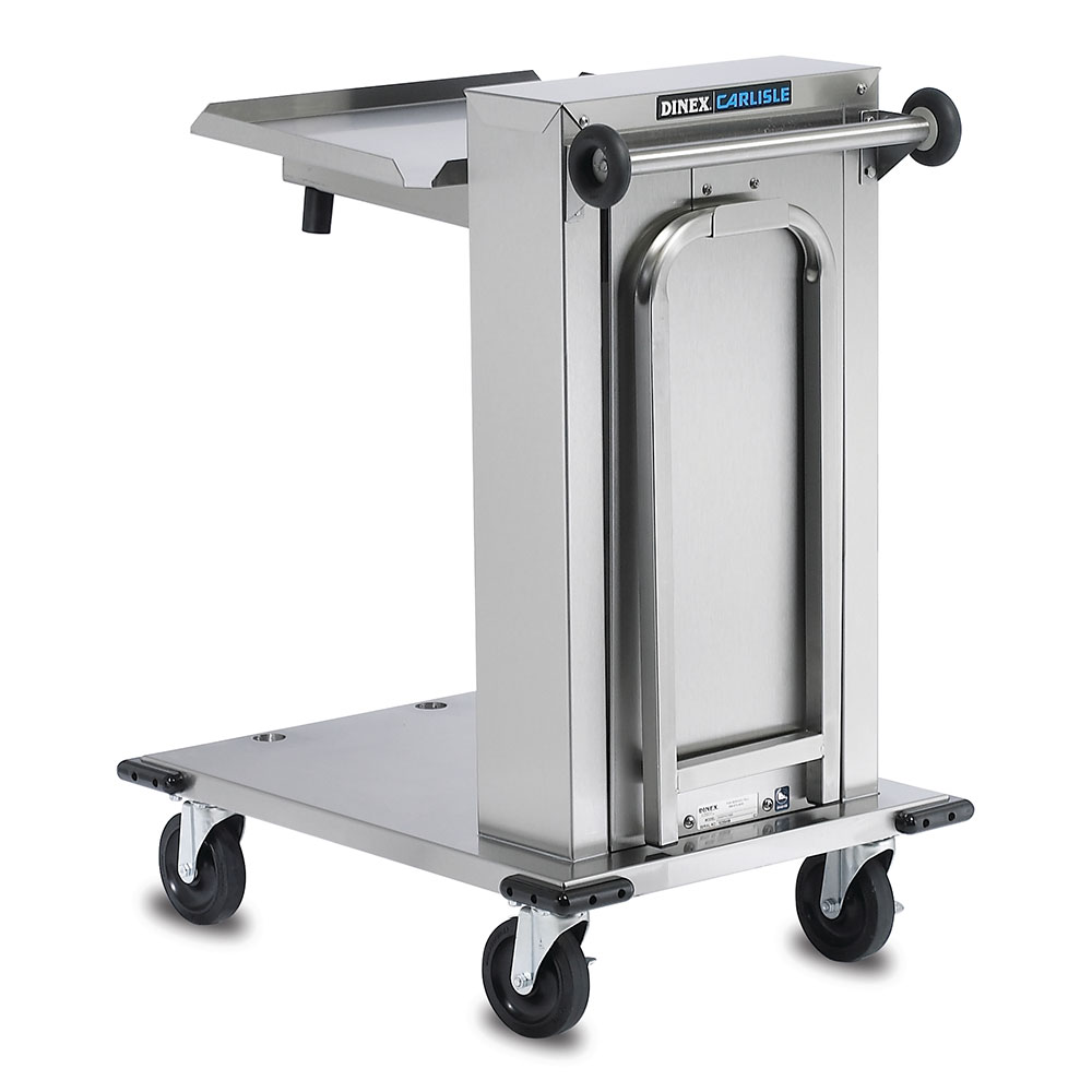 Dinex DXMOCTD Cantilever Style Tray Dispenser, For Meals On Command Trays