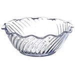 Dinex DXSWC1207 12-oz. Swirl Tulip Bowl, Clear