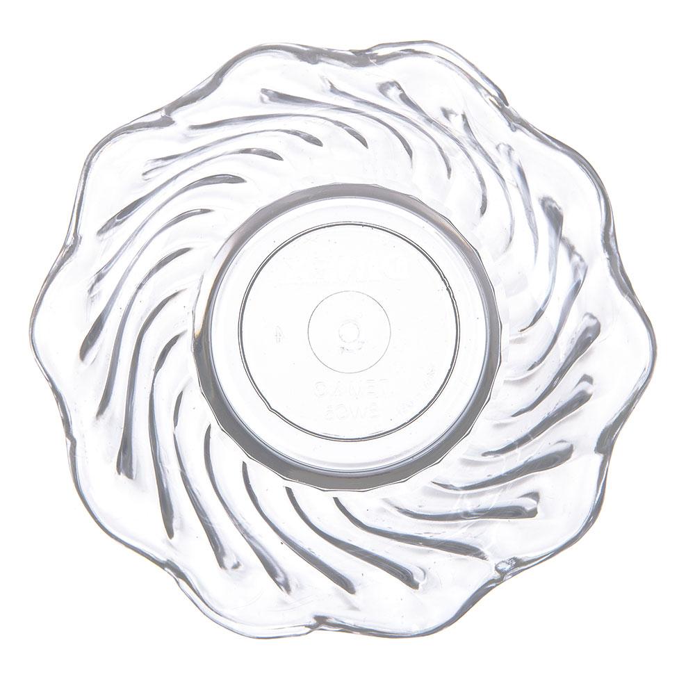 Dinex DXSWC507 5-oz. Swirl Tulip Cup, Clear