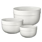 Emile Henry 116529/3 Mixing Bowl Set - (1) 1.7-qt, (1) 3.3-qt & (1) 5.8-qt Bowl, Flour
