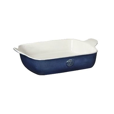 "Emile Henry 559620 Ceramic Baker w/ 3-qt Capacity, 11x8"", Twilight"
