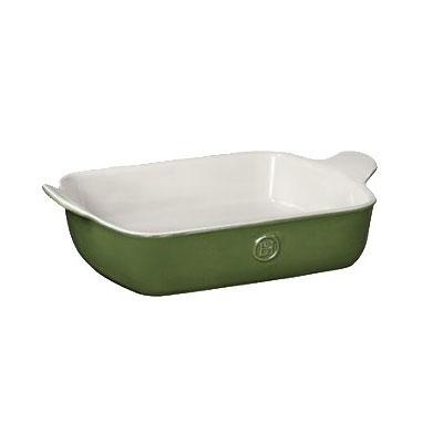 "Emile Henry 629620 Ceramic Baker w/ 3-qt Capacity, 11x8"", Spring"