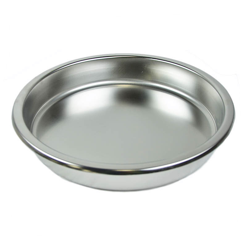 Vollrath T3505FP Chafer Food Pan, for 7 qt Round Chafer, Stainless Steel