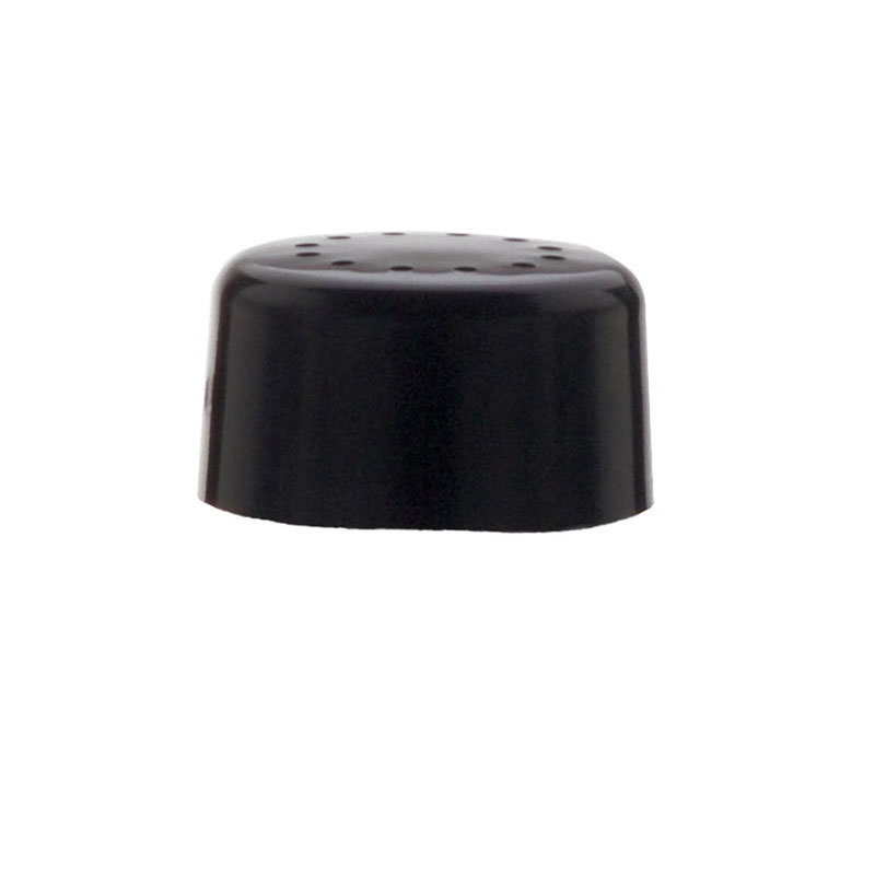 Vollrath 102T-06 Replacement Cap Only For 102, 502, 312 & 313, Plastic, Black