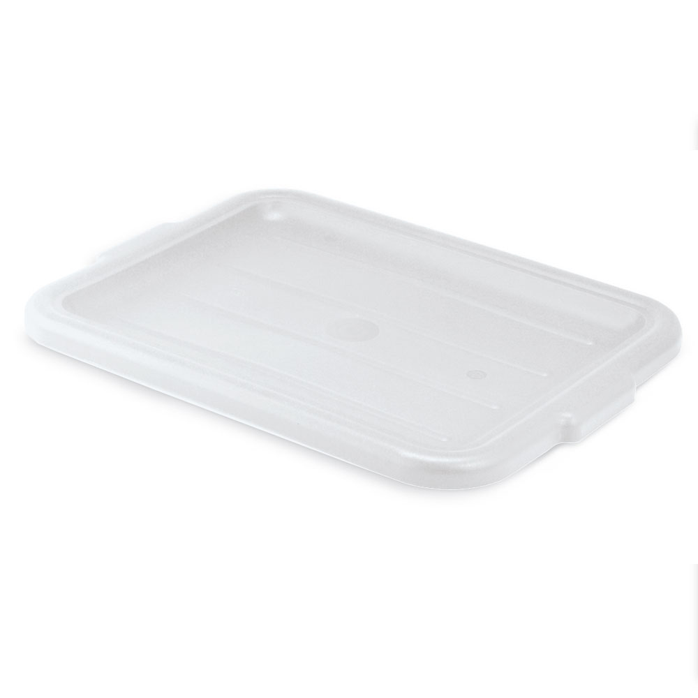 "Vollrath 1522-05 Bus Box Cover - 15x20"", Plastic, White"