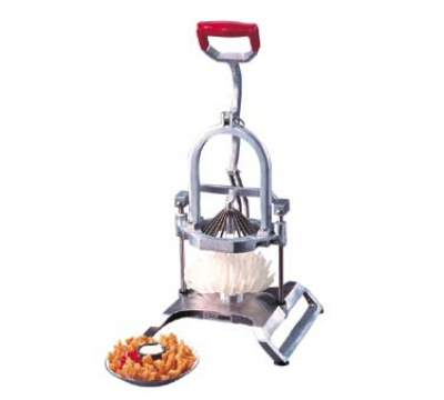Vollrath 15600 Blooming Onion Cutter 24 Section For Colossal Size Onions Restaurant Supply