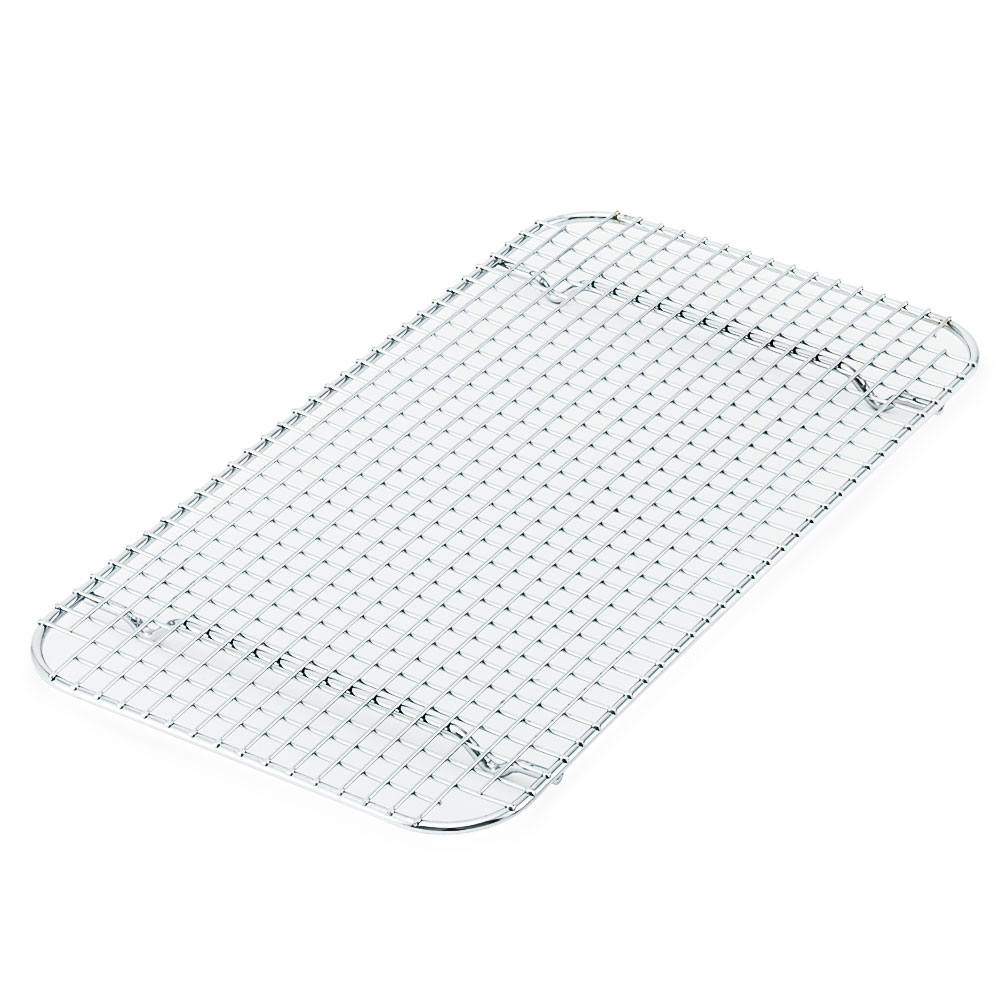 Vollrath 20028 Wire Grate for Full-Size Steam Pan V, 18/8 Stainless