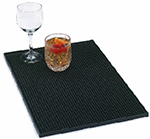 Vollrath 2331-01 Bar Mat 12 x 18-in, Brown