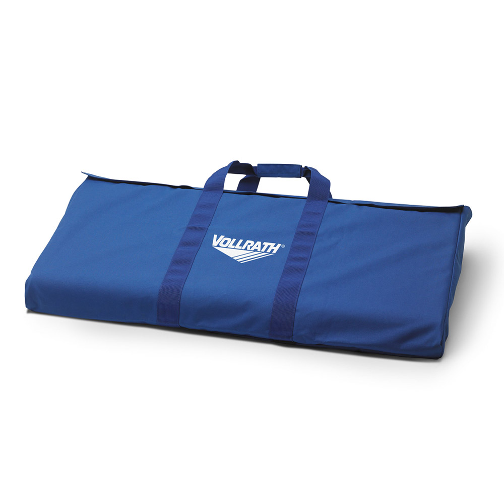 "Vollrath 2624810 48"" Breath Guard Storage Bag - Blue"