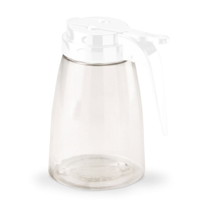 Vollrath 2710LJ 10-oz Syrup Server Replacement Jar - Clear