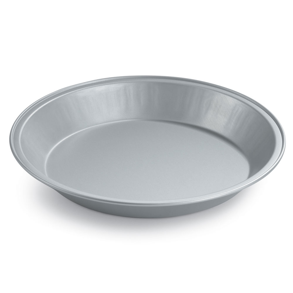 "Vollrath 2844L Pie Pan - 9x7-1/4x1-1/4"", Aluminum"