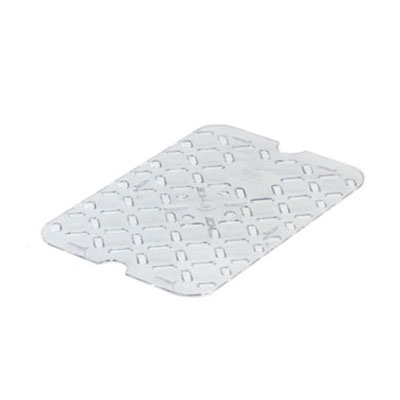 Vollrath 29100 Full-Size False Bottom - Polycarbonate, Clear