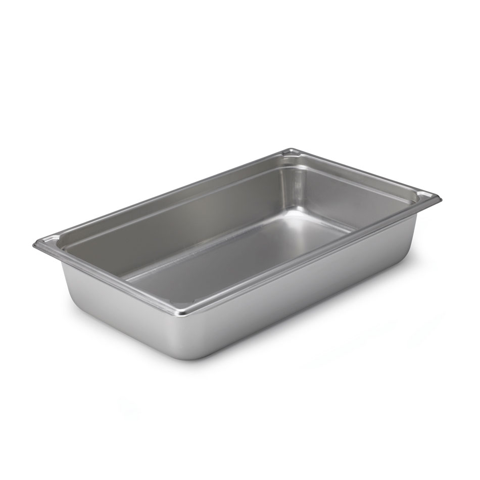Vollrath 30015 Super Pan Full-Size Steam Pan, Stainless