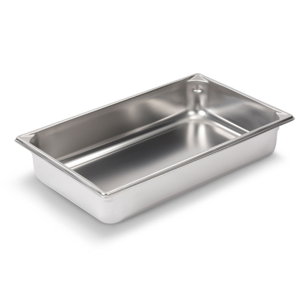 Vollrath 30042 Super Pan V Full-Size Steam Pan, Stainless