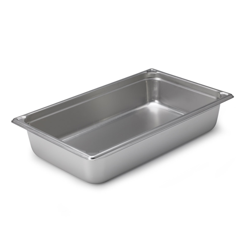 Vollrath 30045 Full-Size Steam Pan, Stainless