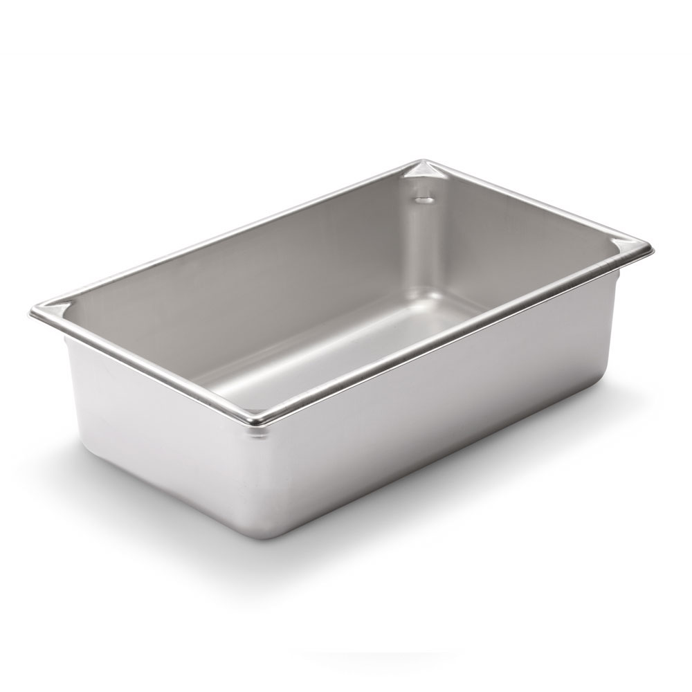 Vollrath 30062 Super Pan V Full-Size Steam Pan, Stainless