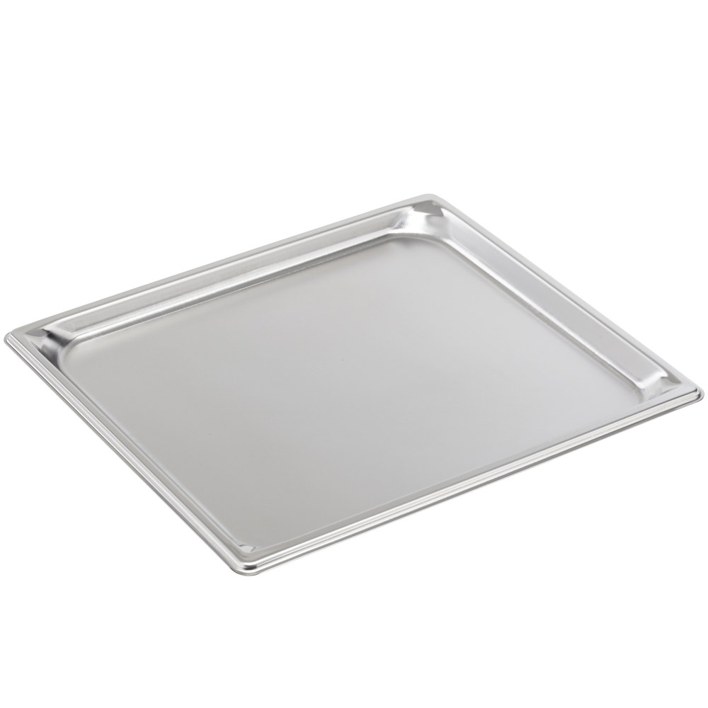 Vollrath 30102 Two-Third Size Steam Pan, Stainless