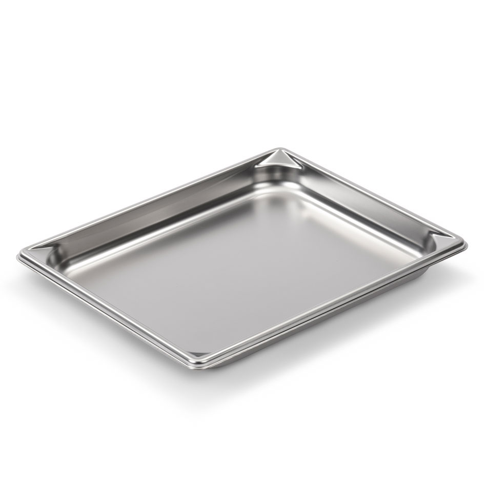 Vollrath 30212 Super Pan V Half-Size Steam Pan, Stainless