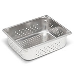 Vollrath 30243 Super Pan V Half-Size Steam Pan, Stainless