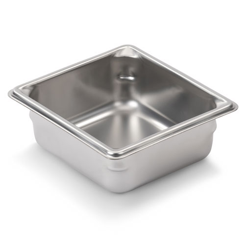 Vollrath 30622 Super Pan V Sixth-Size Steam Pan, Stainless