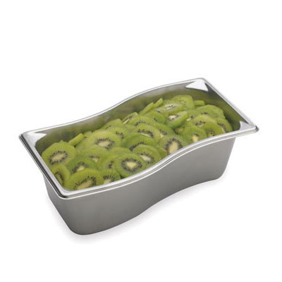 Vollrath 3100341 Third-Size Inner Steam Pan - Wild, Stainless