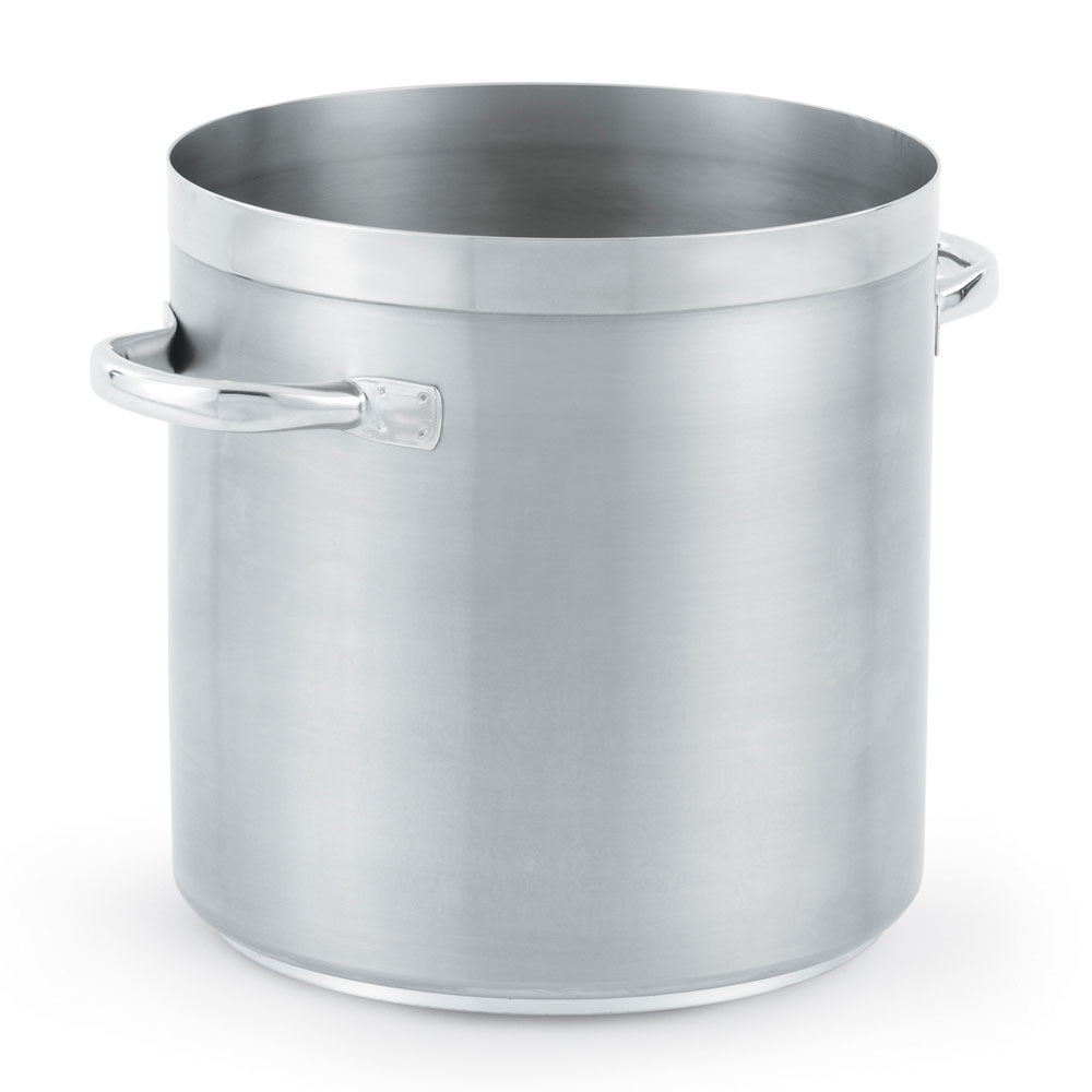 Vollrath 3118 74-qt Stainless Steel Stock Pot - Induction Ready
