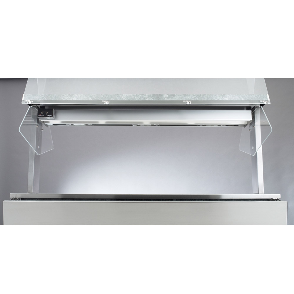 "Vollrath 36411 46"" Heat Strip with Lights- For Server Unit"