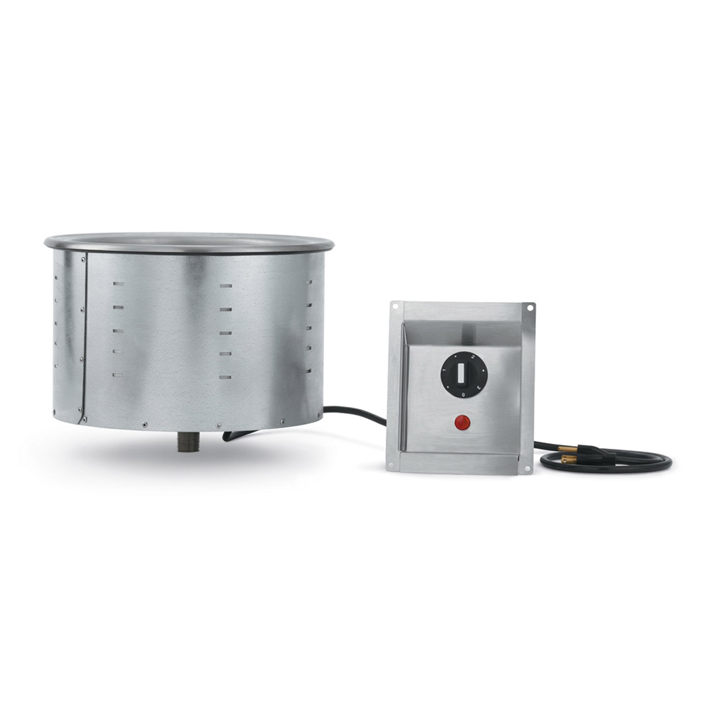 Vollrath 36464 11-qt Soup Well Modular Drop-In - Infinite Control, 120v