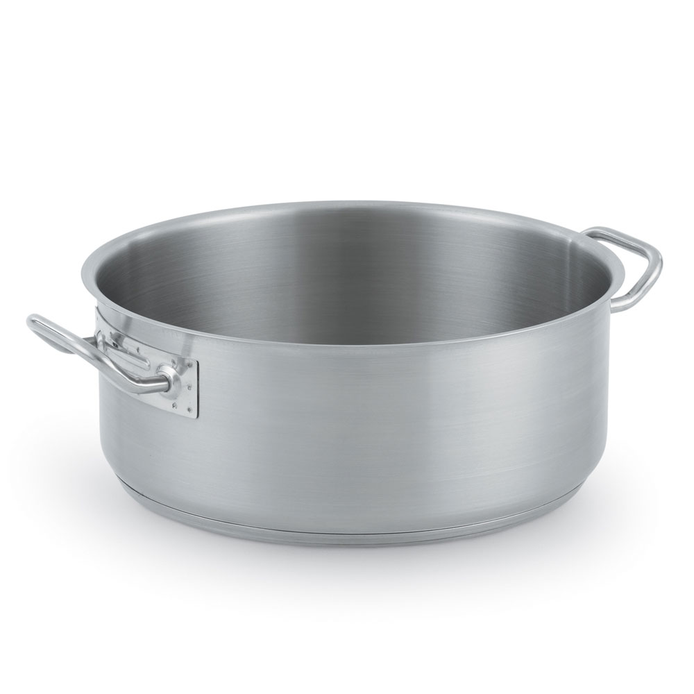Vollrath 3814 14-qt Brazier - Induction Ready, Stainless