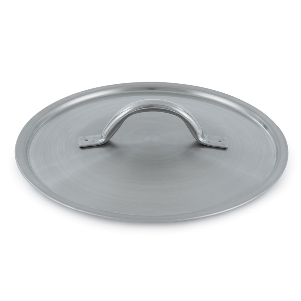 "Vollrath 3909C 8-1/2"" Optio Cover - Stainless"