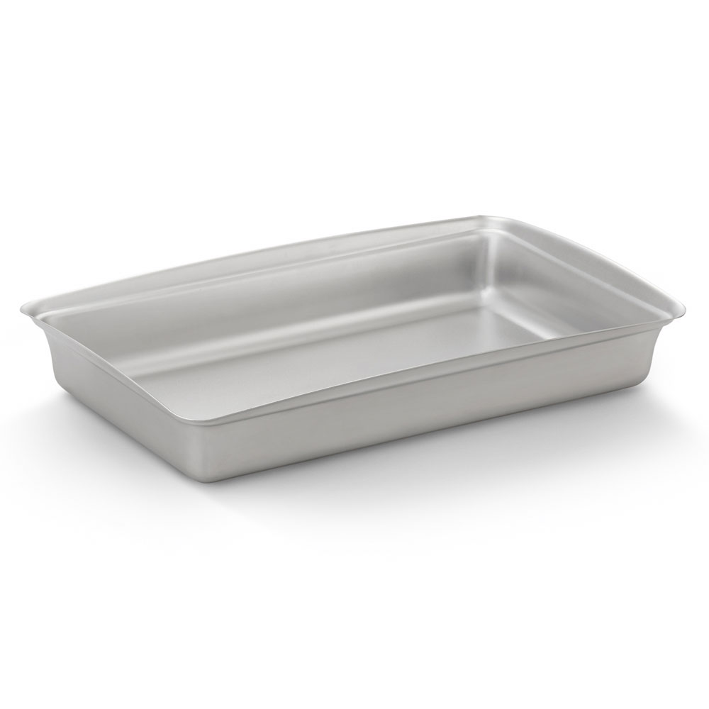 "Vollrath 40006 Steam Table Pan - 11-1/2x19x3-1/8"" Brushed Stainless"
