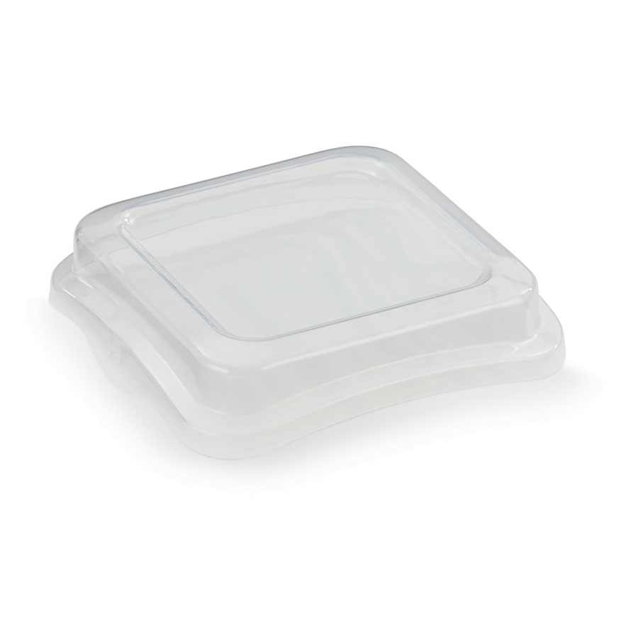 Vollrath 40030 Snap-On Lid for 40003 Steam Table Pan, Plastic, Clear