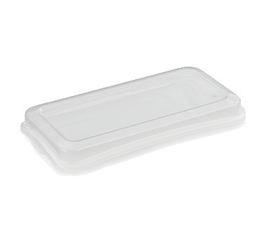 Vollrath 40040 Snap-On Lid for 40004 Steam Table Pan, Plastic, Clear
