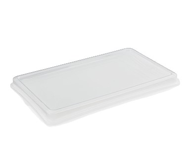 Vollrath 40060 Snap-On Lid for 40006 Steam Table Pan, Plastic, Clear