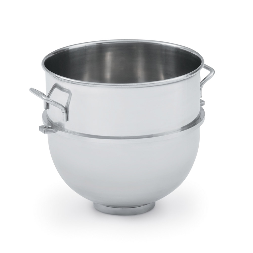 Vollrath 40765 20-qt Mixer Bowl - Stainless